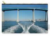 Coronado Bridge Wake Carry-all Pouch