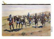 Coronados March, 1540 Carry-all Pouch