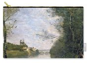 Corot: Cathedral, C1855-60 Carry-all Pouch