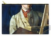 Corot With Easel, 1825 Carry-all Pouch