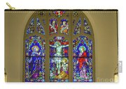 Corr Hall Stain Glass Carry-all Pouch