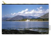 Corran Lighthouse Western Shore Loch Linnhe Fort William Scotland Carry-all Pouch