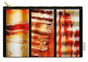 Corrugated Iron Triptych #4 Carry-all Pouch