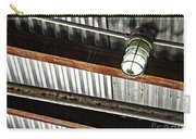 Corrugated Metal Abstract 10 Carry-all Pouch