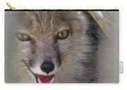 Corsac Fox- Vulpes Corsac 01 Carry-all Pouch