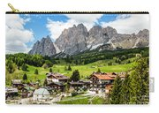 Cortina D'ampezzo, Italy Carry-all Pouch