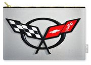Corvette Flags II Carry-all Pouch