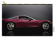 Corvette Reflections Carry-all Pouch