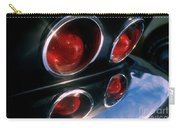 Corvette Tail Lights Carry-all Pouch