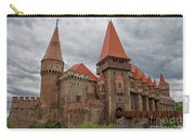 Corvin's Castle Carry-all Pouch by Yair Karelic