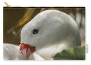Coscoroba Swan Carry-all Pouch