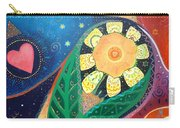 Cosmic Carnival II Aka Duality Carry-all Pouch