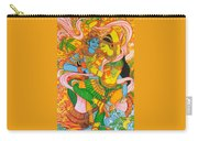 Cosmic Dance Of Krsna  Carry-all Pouch