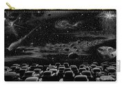 Cosmic Drive Inn Carry-all Pouch