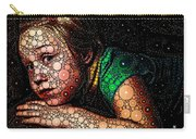 Cosmic Dust Carry-all Pouch by Ron Bissett