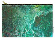 Cosmic Green Carry-all Pouch