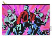 Cosmic Guardians Of The Galaxy 2 Carry-all Pouch