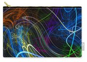 Cosmic Haywires Carry-all Pouch