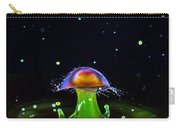 Cosmic Mushroom Carry-all Pouch