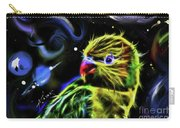 Cosmic Parrot  Carry-all Pouch