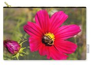 Cosmos Feeding Bee Carry-all Pouch