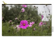 Cosmos Flower Carry-all Pouch