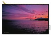 Costa Del Sol Sunset In Marbella Carry-all Pouch