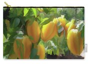 Costa Rica Star Fruit Known As Carambola Carry-all Pouch