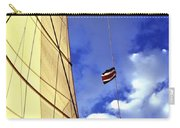 Costa Rican Sailing Carry-all Pouch