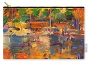 Cote D'azur Reflections Carry-all Pouch