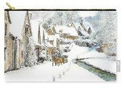 Cotswold Village Carry-all Pouch