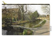 Cotswolds Scene. Carry-all Pouch