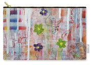 Cottage Flower Garden Carry-all Pouch