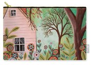 Cottage Garden 1 Carry-all Pouch