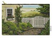 Cottage Garden Beach Getaway Carry-all Pouch