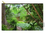 Cottage Hidden Rip Van Winkle Gardens Louisiana  Carry-all Pouch