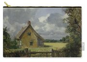 Cottage In A Cornfield Carry-all Pouch