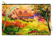 Cottage In Maine Carry-all Pouch