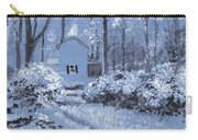 Cottage In The Woods Carry-all Pouch