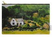Cottage In Wales Carry-all Pouch