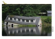 Cottage Sinking In The Rideau Canal Carry-all Pouch