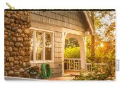 Cottage Sunset In Deep Cove, Nova Scotia Carry-all Pouch