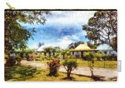 Cottages In A Landscape Carry-all Pouch