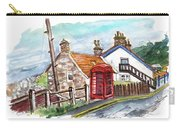Cottages In Runswick Bay Carry-all Pouch