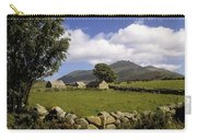 Cottages On A Farm Near The Mourne Carry-all Pouch
