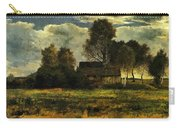 Cottages On The Dachau Marsh 1902 Carry-all Pouch