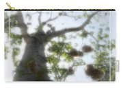 Cotton Ball Tree Carry-all Pouch