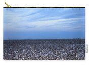 Cotton Fields At Dusk Casa Grande Arizona 2004 Carry-all Pouch
