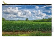 Cotton Fields Of Sc Carry-all Pouch