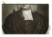 Cotton Mather 1663-1728 Carry-all Pouch